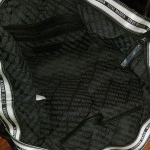 Steve Madden Bags - NEW 💥BEST Large Steve Madden Black/White Tote
